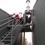 Biogas-Levern